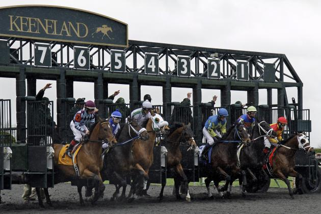 Road to Derby: Looking for a Longshot in Toyota Blue Grass Stakes