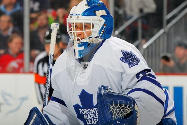 MacIntyre on 1st NHL Start: 'I Can Help the Team'
