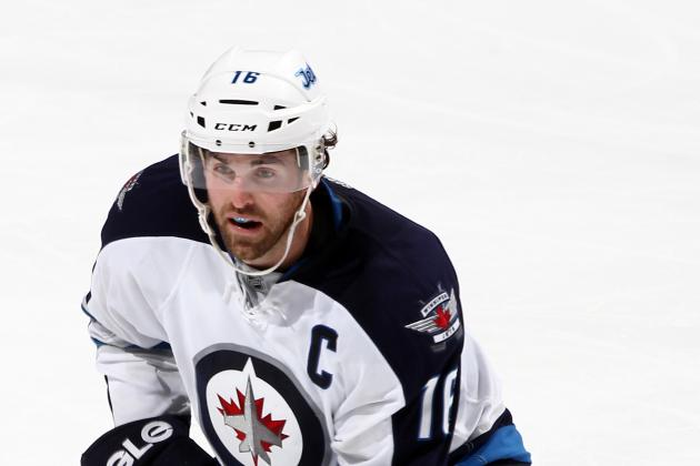 Andrew Ladd Is Essentially out for the Season