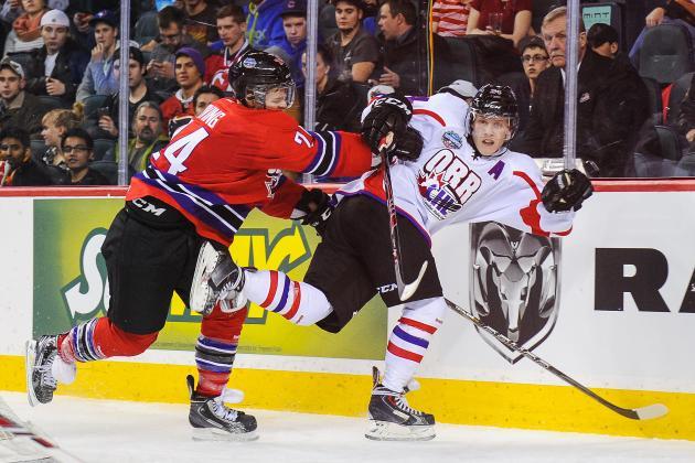 NHL Draft 2014: Examining Skaters Who Drastically Improved Their Draft Stocks
