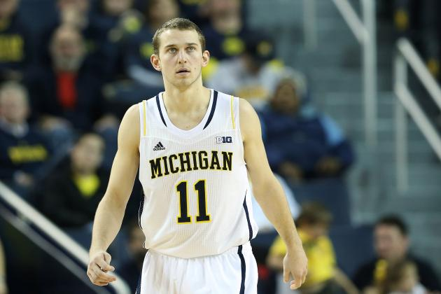 Nik Stauskas Announces He Will Enter 2014 NBA Draft