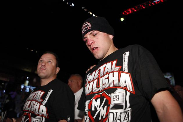 Nick Diaz: 'I Don't Love to Fight, I Don't Want to Fight'