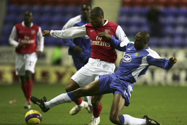Arsenal vs. Wigan Athletic: Remembering the 2006 Carling Cup Semi-Final