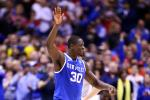 UK's Randle Declares for NBA Draft