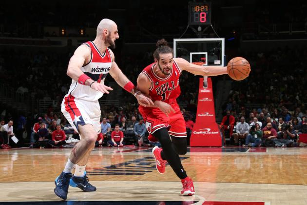 How Joakim Noah Evolved into an Elite NBA Center
