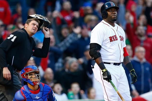 David Ortiz Goes On Slowest Home Run Trot On Record