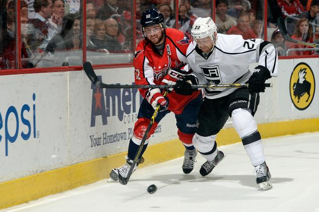 Why the Los Angeles Kings Were Wise to Re-Sign Trevor Lewis