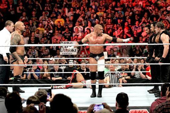 Triple H Must Leave WWE Programming After WrestleMania Loss to Daniel Bryan