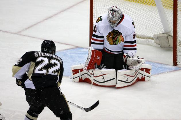 Is Corey Crawford Able to Take Chicago Blackhawks on Another Deep Playoff Run?