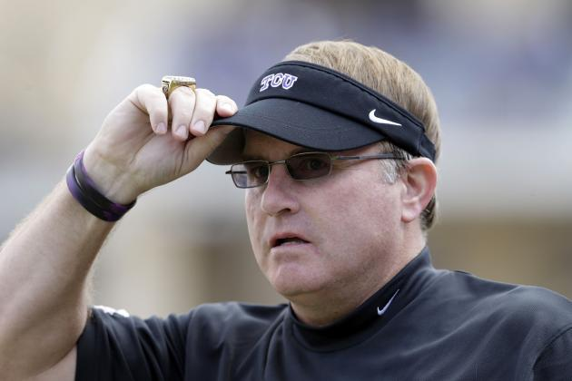 Inside TCU's Offensive Overhaul