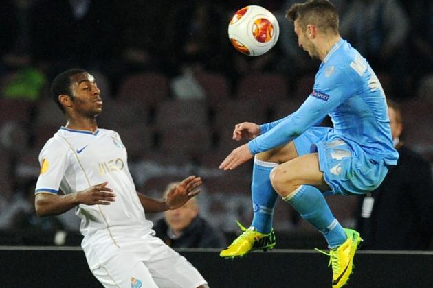 Porto Starting XI vs. Sevilla