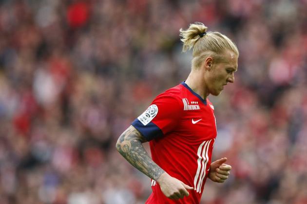 Scouting Report: Is Simon Kjaer Nemanja Vidic's Successor at Manchester United?