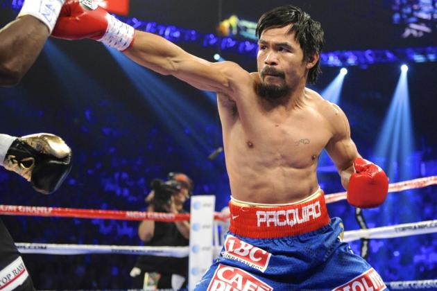 Manny Pacquiao Knows He Must Prove He Still Has Killer Instinct vs. Tim Bradley