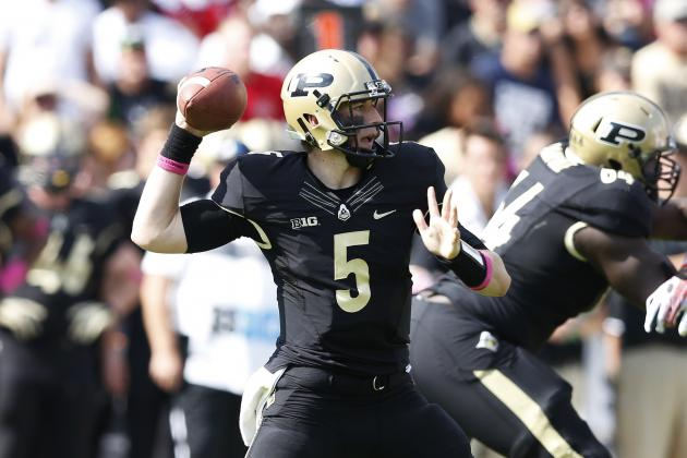 2014 Purdue Football Spring Game Rosters Released