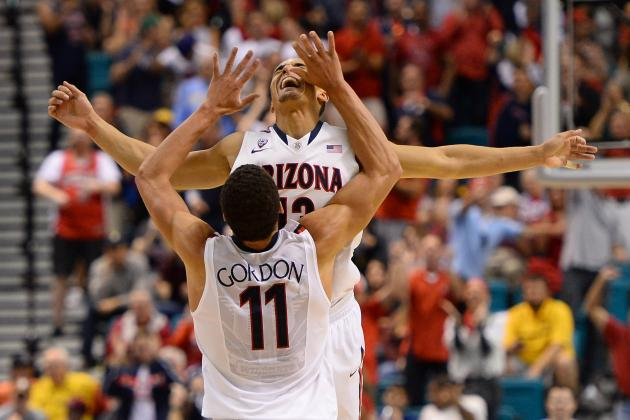 College Basketball Rankings: Arizona Finishes 5th in Coaches Poll