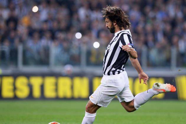 Juventus vs. Lyon