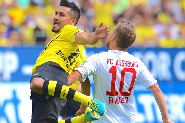 Ilkay Gundogan Injury: Updates on Borussia Dortmund Star's Back and Return