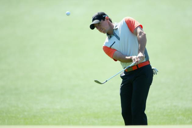 Rory McIlroy at Masters 2014: Day 1 Leaderboard Score and Twitter Reaction