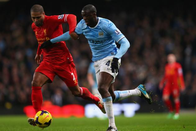 How Manchester City Will Line Up Against Liverpool in Vital Premier League Tilt