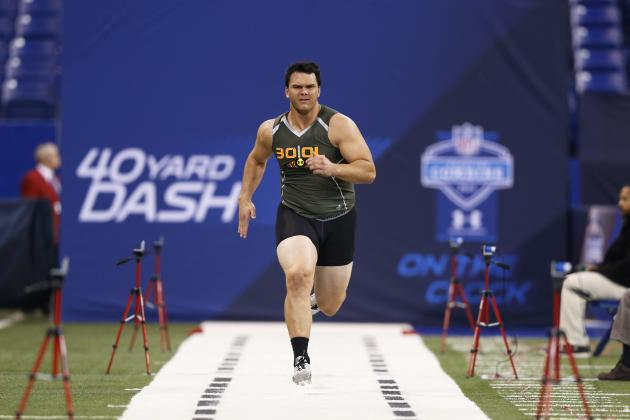 NFL Draft 2014: Safest Early-Round Choices for Risk-Averse GMs