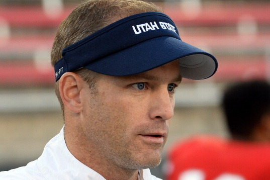 Utah State Athletics Announces Contract Extension for Matt Wells