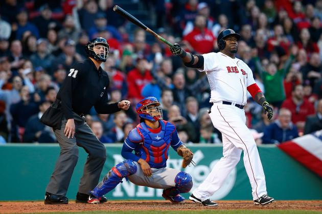 David Ortiz May Have Had Slowest Home Run Trot in MLB History