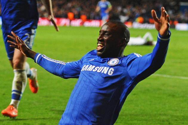 Not Even Demba Ba's Champions League Heroics Can Save His Chelsea Career