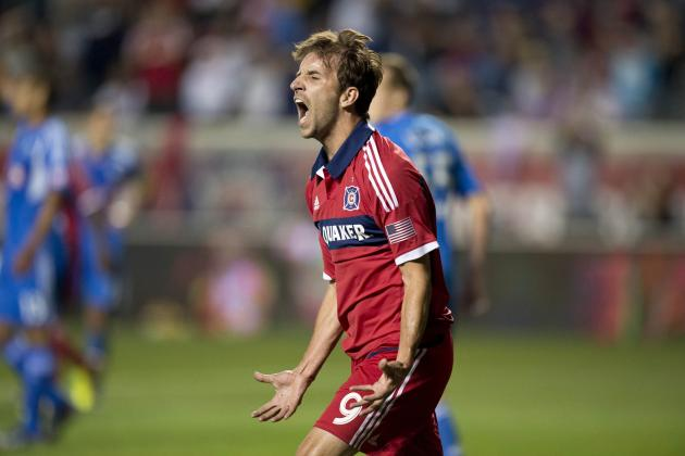 Mike Magee and Fire Agree to Extension: Latest Contract Details, Reaction