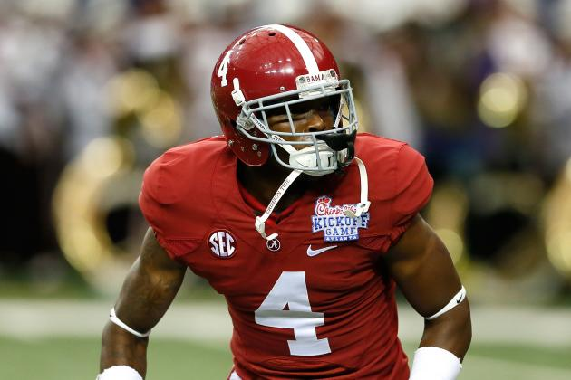 Alabama Football: What Will Nick Saban's Secondary Look Like on Opening Day?