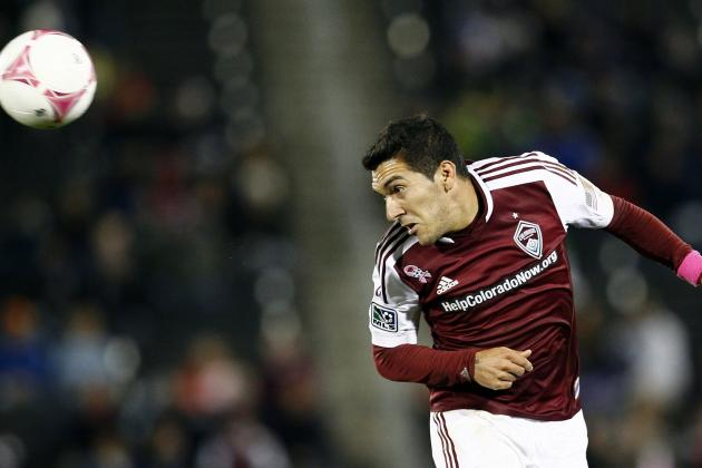 Chivas USA Acquire Argentine Midfielder Martin Rivero's Rights