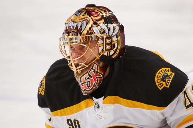 Tuukka Rask of Boston Bruins Should Take Home Vezina Trophy
