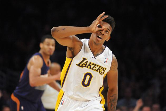 Nick Young Willing to Take Discount to Stick with Lakers, Wants to Retire in LA