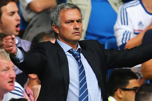 Let's Not Forget About Chelsea Boss Jose Mourinho's Tactical Genius