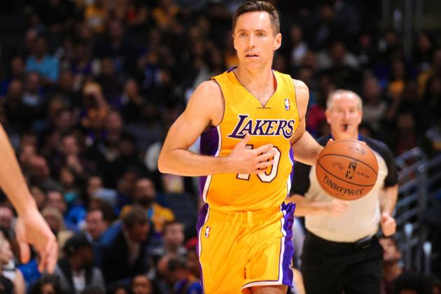 Why It's Finally Time for Steve Nash to Walk Away from the NBA