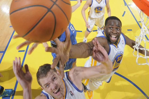 Who Gives Warriors Best Chance to Win in Playoffs: David Lee or Draymond Green?