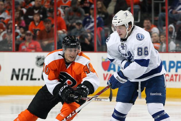 Lecavalier's Second Trip to Tampa Is Special, 'But Not Like the 1st Time'