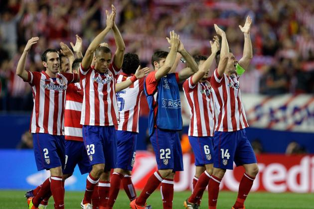 Atletico Madrid Reaches 1st Champions League Semi-Final in Club History