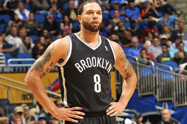 Brooklyn Nets Need More from Deron Williams for Legitimate Playoff Run