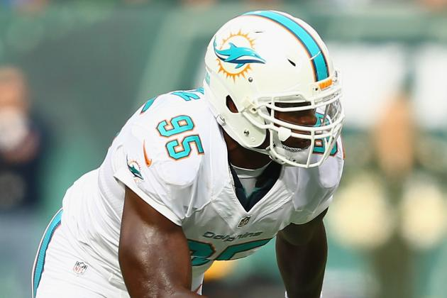 Report: Eagles Tried to Trade for Dolphins' Dion Jordan