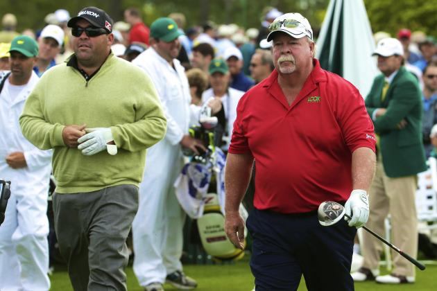 No Ordinary Family Affair for Craig and Kevin Stadler at the 2014 Masters