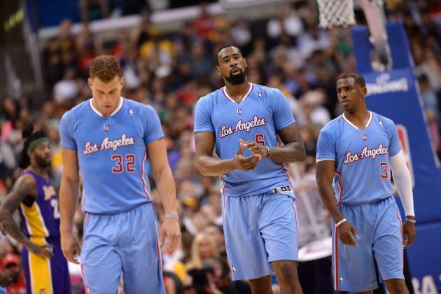Los Angeles Clippers Quietly Transforming into Legitimate 2014 Title Contenders