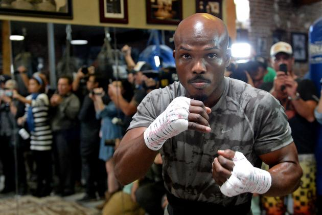 Timothy Bradley Has No Problem Putting Undefeated Record on the Line
