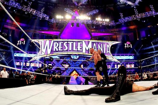 Report: Why Vince McMahon Decided to End the Undertaker's Streak at WrestleMania