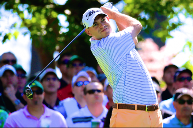 Masters 2014 Leaderboard: Day 1 Scores, Standings and Results
