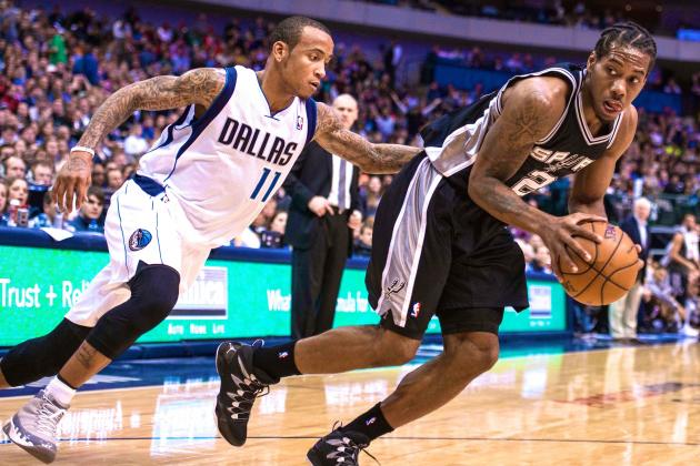 San Antonio Spurs vs. Dallas Mavericks: Live Score and Analysis
