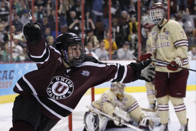 Frozen Four 2014 Results: Final Scores, Highlights and Twitter Reaction