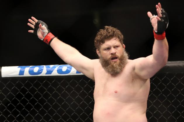 Roy Nelson Plans Knockout of PRIDE Legend Antonio Rodrigo Nogueira