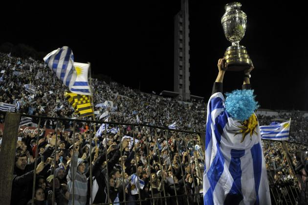 Report: Copa America Centenario Coming to USA