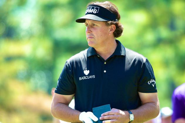 Phil Mickelson at Masters 2014: Daily Scores and Leaderboard Updates