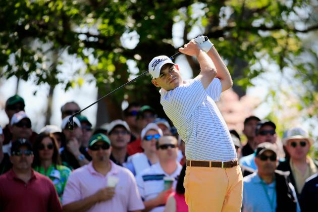 Masters 2014 Leaderboard: Updating Results and Standings for Day 2